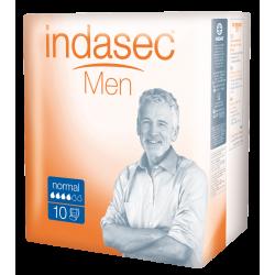 INDASEC MEN HOMBRE 10 UDS
