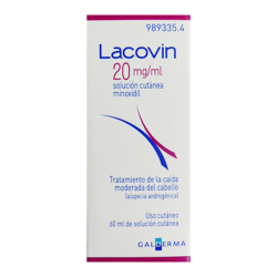 LACOVIN 20 MG/ML SOLUCION CUTANEA 1 FRASCO 60ML