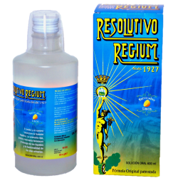 RESOLUTIVO REGIUM LIMON 600ML
