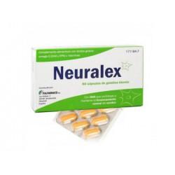 NEURALEX 60 CAPSULAS GELATINA BLANDA