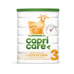 CAPRICARE 3 LECHE DE CABRA 800G