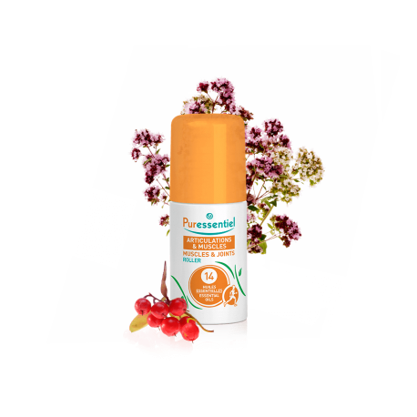 PURESSENTIEL SOS FLEX ARTICULACIONES ROLL-ON 75ML