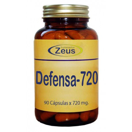 ZEUS DEFENSA 720 90 CAPSULAS