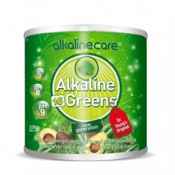 ALKALINE CARE 16 GREENS POLVO 220G