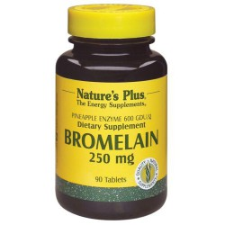 NATURE'S PLUS BROMELINA 250MG 90 COMPRIMIDOS