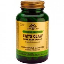 SOLGAR UÑA DE GATO * CAT'S CLAW 60 CAPSULAS