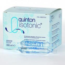 QUINTON ISOTONICO 30 AMPOLLAS