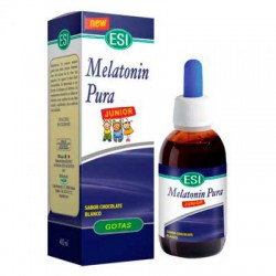 TREPAT DIET ESI MELATONINA PURA JUNIOR GOTAS 40