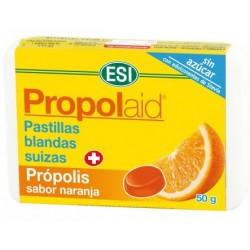 TREPAT PROPOLAID CARAMELOS NARANJA 50G