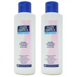 MULTIDERMOL DUPLO GEL DE BAÑO 2X750ML