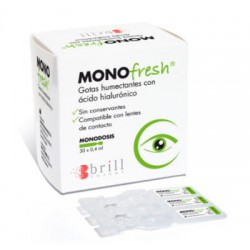 MONOFRESH GOTAS MONODOSIS 30X0,4ML