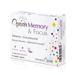 OPTIM MEMORY FOCUS 45 CÁPSULAS