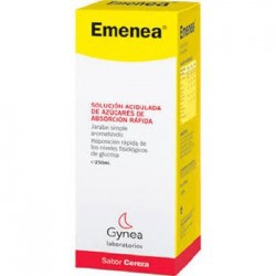EMENEA JARABE SIMPLE SABOR CEREZA 250ML