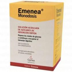 EMENEA SOBRES MONODOSIS CEREZA 10ML 20 SOBRES