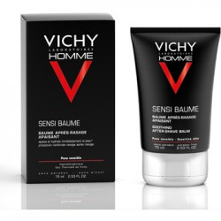 VICHY HOMME SENSI-BAUME BALSAMO AFTERSHAVE PIEL SENSIBLE 75ML