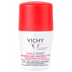 VICHY STRESS RESIST INTENS ANTITRANSPIRANTE 72H ROLL-ON 50ML