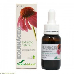 SORIA NATURAL ECHINACEA EXTRACTO NATURAL S/A 50ML