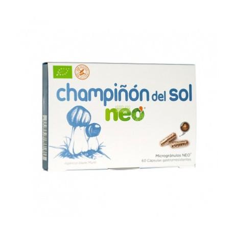 NEO CHAMPIÑON DEL SOL 60 CAPSULAS