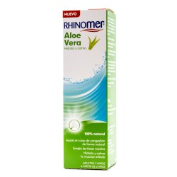 RHINOMER ALOE VERA SPRAY 100ML