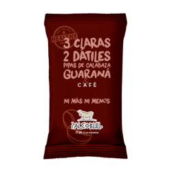 PALEOBULL BARRITA DATIL GUARANA CAFE 55G
