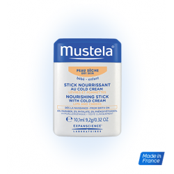 MUSTELA HIDRA STICK COLD CREAM 10ML