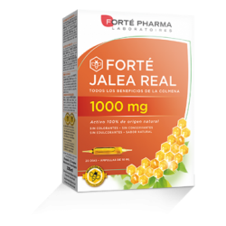 FORTE PHARMA JALEA REAL 1000MG 20 VIALES