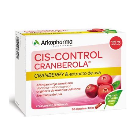 ARKO CIS-CONTROL CRANBEROLA 60 CAPSULAS