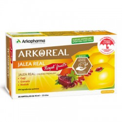 ARKO JALEA REAL FRESCA ROYAL FRUITS 20 AMPOLLAS