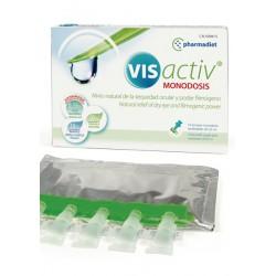 VIS-ACTIV 10 MONODOSIS OCULARES