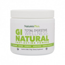 NATURE'S PLUS GI NATURAL POLVO 174G