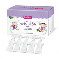 NEBIAL 3% 20 VIALES 5ML