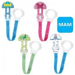 MAM CLIP IT! & COVER CADENA + BROCHE