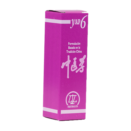 EQUISALUD YAP 6 EXPECTORANTE 2a FASE CATARRO 30ML