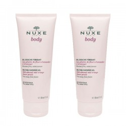 NUXE BODY GEL DUCHA FONDANT 2X200ML