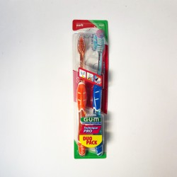 GUM CEPILLO DENTAL ADULTO 1525 TECHNIQUE PRO SUAVE DUPLO