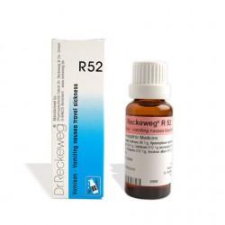 DR RECKEWEG R52 VOMISAN GOTAS 50ML