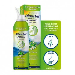 RINASTEL ALOE VERA & CAMOMILA SPRAY NASAL 125ML