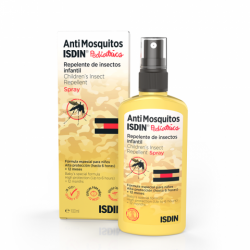 ANTIMOSQUITOS ISDIN SPRAY PEDIATRICS REPELENTE D 100 ML