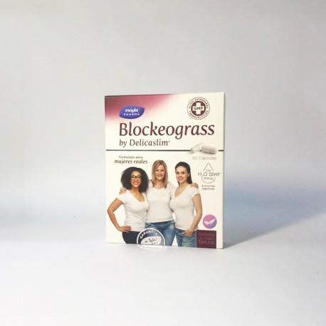 MAYLA PHARMA DELICASLIM BLOCKEOGRASS 60 CAPSULAS