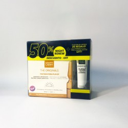 MARTIDERM PACK PROTEOS HYDRA PLUS SP + PLATINUM NIGHT RENEW + ESSENTIALS