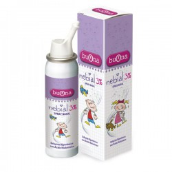 NEBIAL 3% SPRAY NASAL 100ML