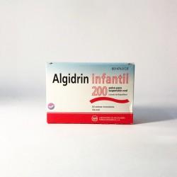 ALGIDRIN INFANTIL 200MG 20 SOBRES GRANULADO