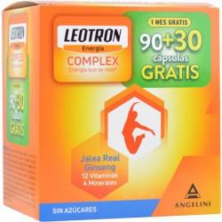 LEOTRON COMPLEX 90 COMPRIMIDOS + 30 GRATIS