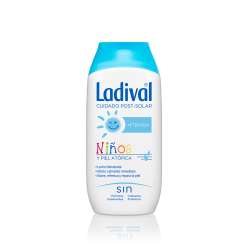 LADIVAL AFTER SUN NIÑOS LECHE HIDRATANTE 200ML