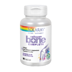 SOLARAY COLLAGEN BONE COMPLETE 90 CAPSULAS