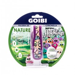 GOIBI PULSERA DE CITRONELLA NATURE HATCHLINGS