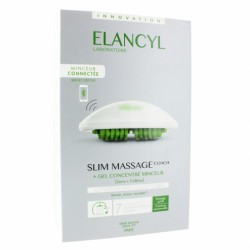 ELANCYL SLIM MASSAGE COACH MASAJEADOR + GEL CONCENTRADO ANTICELULÍTICO 200ML