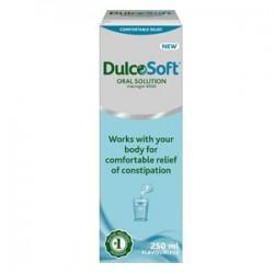 DULCOSOFT SOLUCION ORAL 250ML