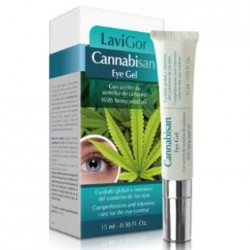 LAVIGOR CANNABISAN EYE GEL 15ML