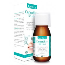 LAVIGOR CANNABISAN GEL ORAL 60ML